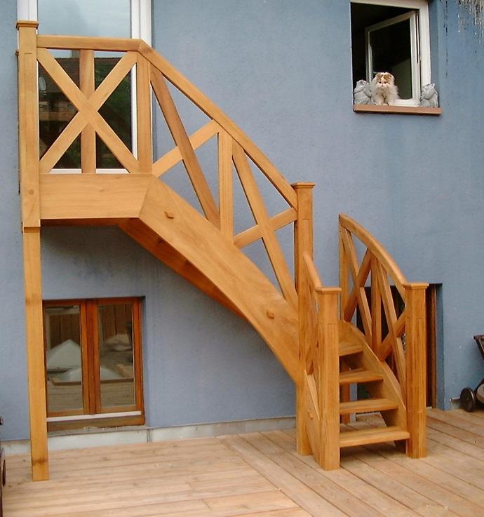 Escalier ext 1